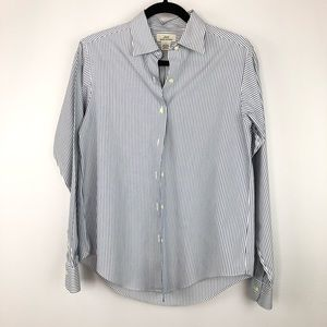 Brooks Brothers 346 button down blouse career Sz 6